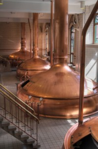 Brewery workshop