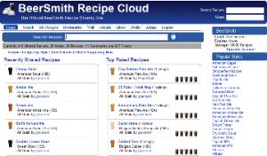 BeerSmith Cloud