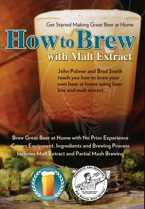 How to Brew Extract and All Grain DVD Series | BeerSmith